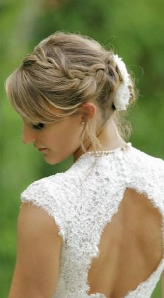 2021 Wedding Hairstyles For Short Haircuts In 2020 Hair Styles Low Ponytail Hairstyles Wedding Hairstyles