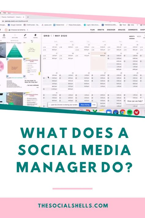 What Does A Freelance Social Media Manager Do?