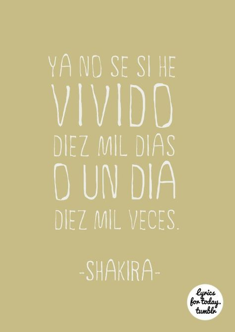 33 Shakira Ideas Shakira Shakira Quotes Shakira Mebarak
