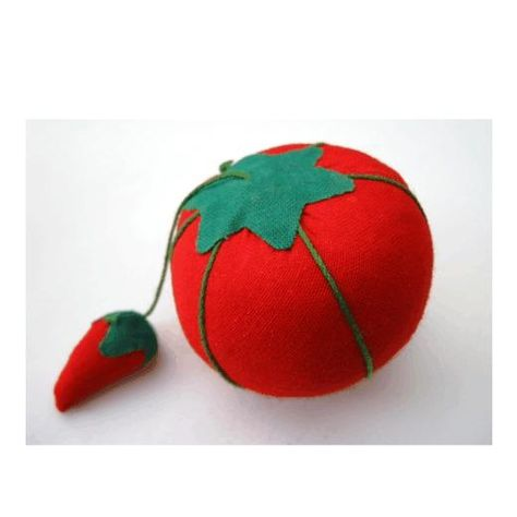 Tomato Pin Cushion Pin Cushions Projects To Try Projects