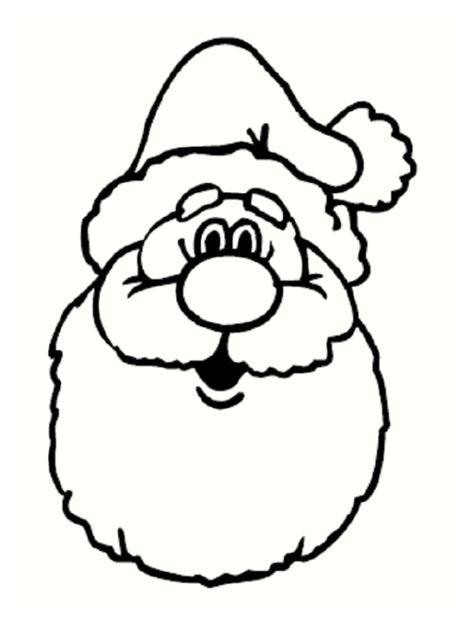 Colorier Un Pere Noel Coloriage Noel Coloriage De Pere Noel Et
