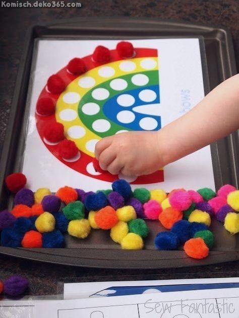 Unterhaltsame Moglichkeiten Ihren Kindern Farben Beizubringen
