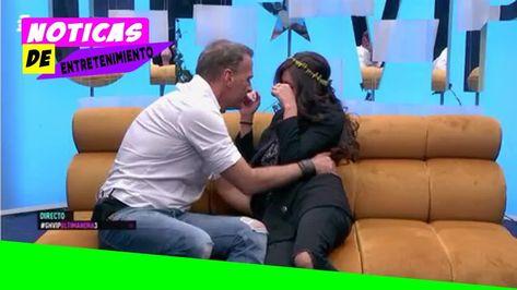 'GH VIP 6': El tenso reencuentro entre Carlos Lozano Miriam Saavedra y Mónica Hoyos que acabó en de