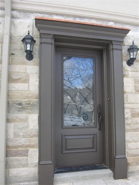 Entry Doors Are Made From Timber Steel Or Fiberglass As Well As In Come Situations A Mix Of T Exterior Door Trim Fiberglass Entry Doors Exterior Front Doors