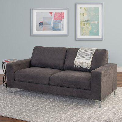 CorLiving Cory Chenille Fabric Sofa   LZY 431 S