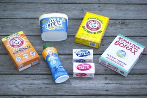 Make Your Own Powdered Laundry Detergent Homemade Laundry