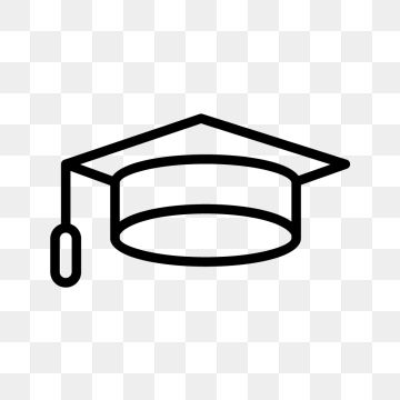 Vector Graduation Cap Icon Cap Degree Diploma Png And Vector