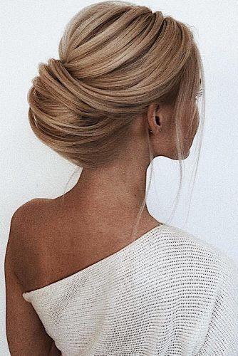 39 Perfect Wedding Hairstyles For Medium Hair Wedding Forward Medium Hair Styles Curly Hair Styles Hair Inspiration