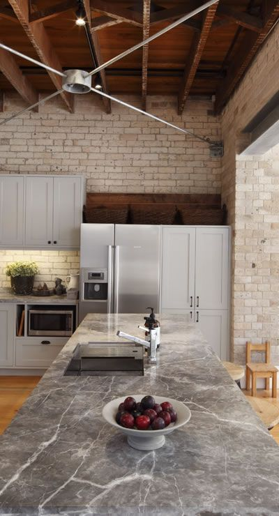 Among The Hottest Trends In Home Style Today Is Rock Kitchen Counter Tops These Stur Granite Countertops Kitchen Kitchen Benchtops Kitchen Remodel Countertops