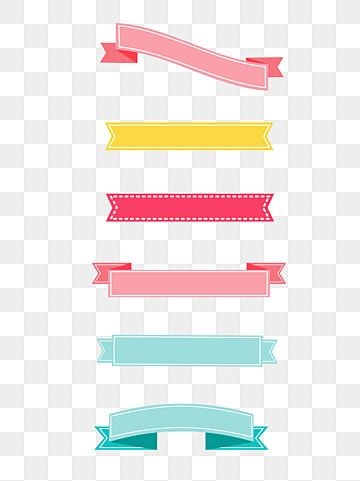 Text Box Ribbons Streamers Patterns Stars Lines European American Retro Ai Black Picture Clipart Stars Clipart Ribbon Clipart Ribbon Png Ribbon Banner Clip Art
