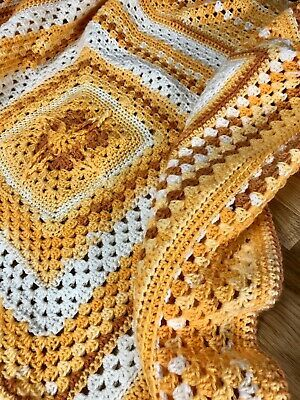 Fields Of Gold Sofa Cabin Throw