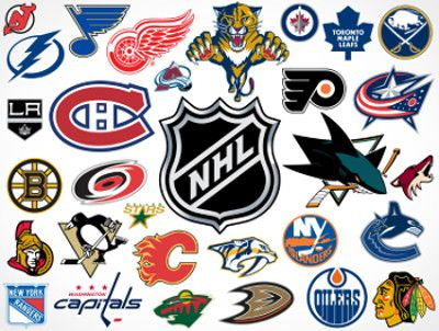 It S Not All About The Team It S About The Logo Hockey Logos Nhl Logos Nhl Hockey Jerseys