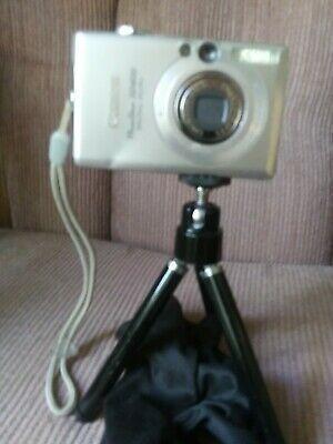 Canon Powershot Digital Elph Sd600 Ixus 60 6 0 Mp Digital Digital Camera Powershot Canon Powershot