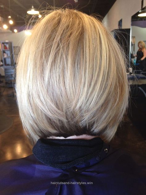 Outstanding Image result for short bobs stacked  The post  Image result for short bobs stacked…  appeared first on  Haircuts and Hairstyles .