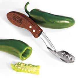 Jalapeno Corer, Pepper Corer Tool, Chile Relleno Tool | Solutions