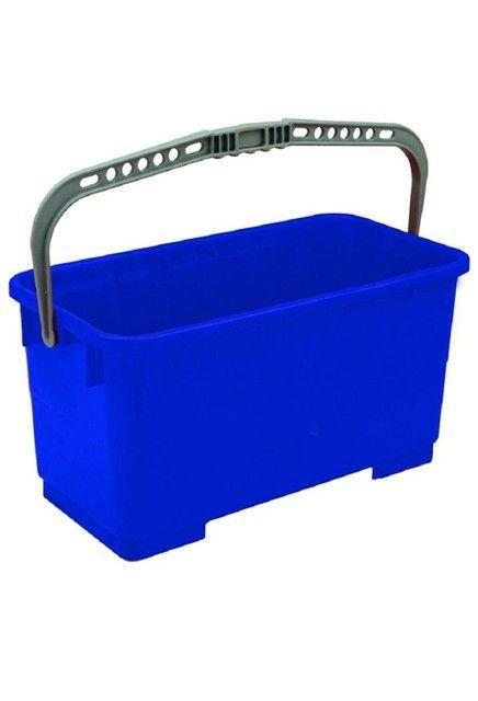Pulex Window Cleaning Bucket 6 Gal 22 L Blue Nettoyer Vitres Produit Nettoyage Vitre