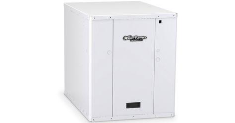 Hydronic Heat Pump For Energy Savings In Commercial Applications Heat Pump Locker Storage Heat