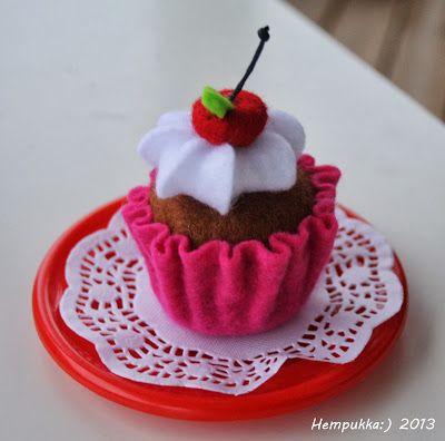 felt muffin