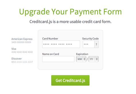 Best Cc Payment Forms Images On   Credit Cards Ux
