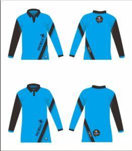 Download Desain Kaos Olahraga Kerah Wetsuit Swimwear Fashion