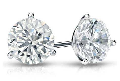 0f5a2089d Pairing The Perfect Diamond Studs With Your Engagement Ring - French ...
