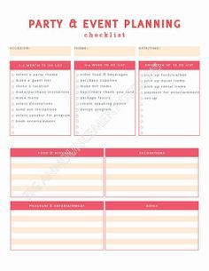 Use The Event Plan And Budget Template On Smartsheet To Help