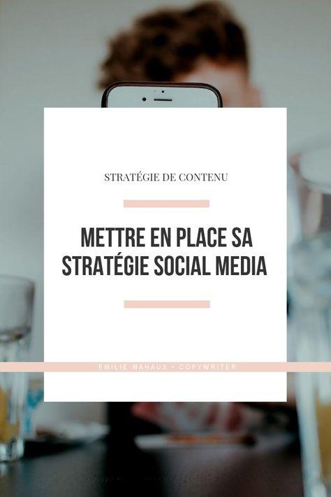 Démarrer sa communication sur les réseaux sociaux n'est jamais anodin.  Il est temps de travailler sur ta stratégie social media pour savoir quoi faire, à quel moment et dans quel objectif !