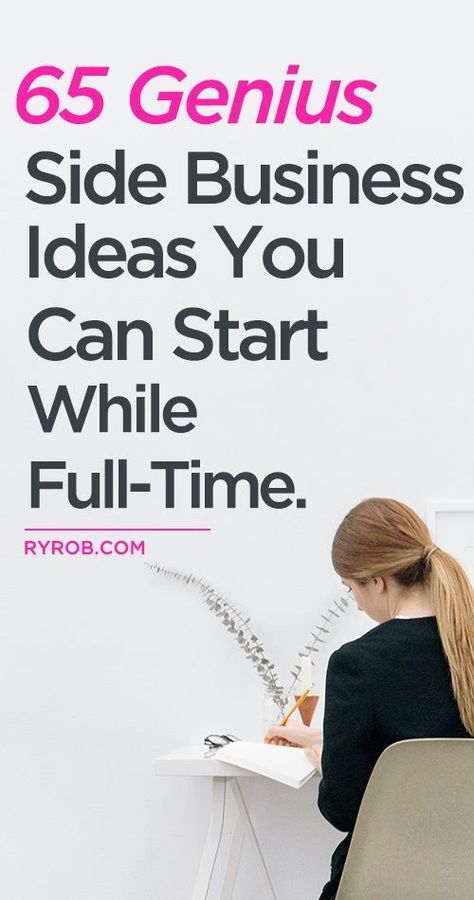 101 Best Business Ideas You Can Start in 2021 (and Make Money) on the Side