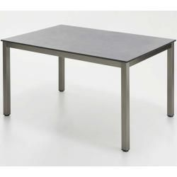 Niehoff Nelson Table With Hpl Table Top Gray Brown Stainless Steel 239x95 Cm Niehoff 239x95 Brown Gray Hpl Beton Design Esszimmer Dekor Ideen Tischplatten