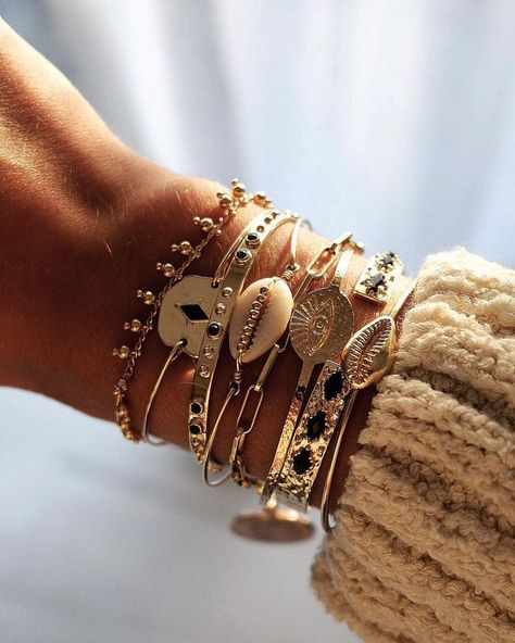 #photooftheday #love #bracelets #jewelry #bijou #jewels #bracelet #ootd #fall #thamaka