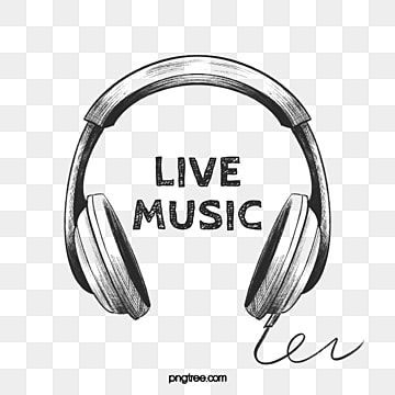 Music Party Ear Headphones Headset Listen To Music Png And Psd Iphone Wallpaper Music Headphones Art Music Photography