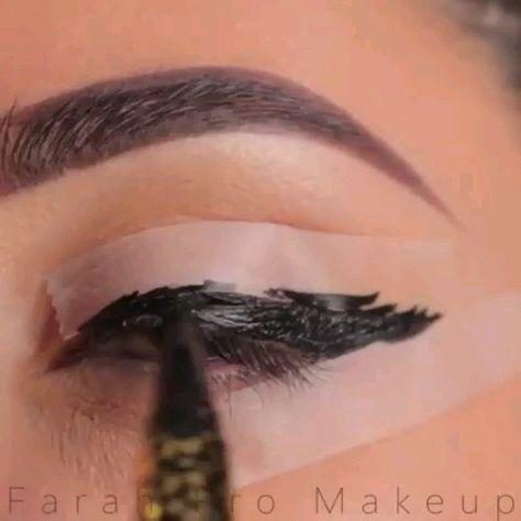 Easy Way Eye Makeup Tips👌