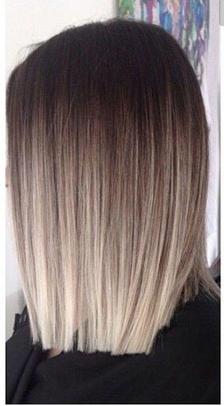De Kleurtrend Voor Je Haar De Ombre Sombre Dip Dye Of