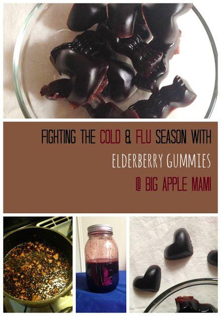 Elderberry Gummies!