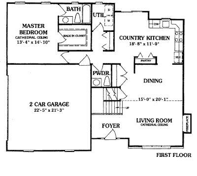 30u0027 X 18u0027 Master Bedroom Plans | ... Room 15 0 X 20 1 Country Kitchen 18 8 X  11 0 Master Bedroom 13 4 X | New Master Bedroom Addition | Pinterest |  Master ...