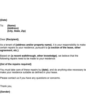 Printable Sample 30 Day Notice To Vacate Letter Form Being A Landlord Lettering Move Out Notice