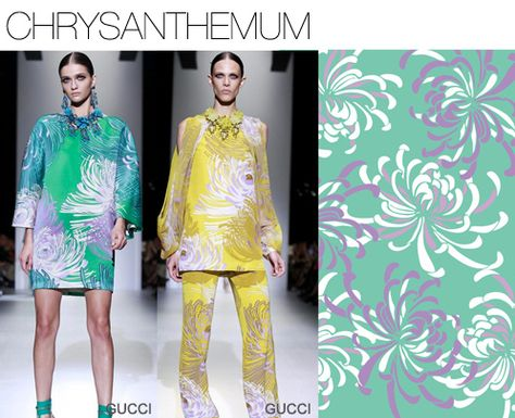 Spring 2014 preview from Patterns Colors Design Blog - Nidhi Saxena