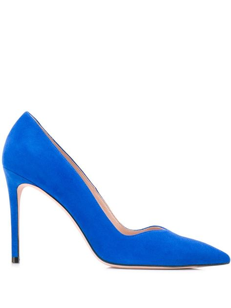 preview of official shop fast delivery Stuart Weitzman Ann Royal Pumps | Products in 2019 | Womens high ...