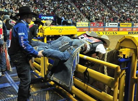 Saddle Bronc rider Jake Wright. See MORE pics here>> http://my.gactv.com/wrangler-national-finals-rodeo/gallery.esi?sortOrder=2&page=4