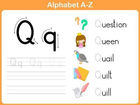 123RF - Millions Of Creative Stock Photos, Vectors, Videos And Music Files  For Your … Alphabet Tracing, Alphabet Tracing Worksheets, Alphabet Worksheets  Preschool
