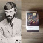 #Writer  #BornOnThisDay:  #DHLawrence! (September 11 1885)  #SonsAndLovers  #LadyChatterleysLover  #TheRainbow  #WomenInLove  #TheRockingHorseWinner  #OdourOfChrysanthemums  #lawrence  #davidherbertlawrence  #books  #author  #novelist  #poet  #shortstorywriter  #playwright  #essayist pic.twitter.com/erhOgeaZar