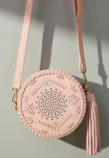 Crochet bohemian round bag Boho Eco Vegan Vege crossbody purse Everyday vegan bag Hippie retro handbag Shoulder bag vege vegan natural