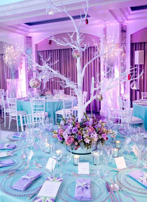 Orchid Events recently planned this beautiful yet unique winter wonderland Bat Mitzvah in London. The twist on the theme ensured guests were suprised Quinceanera Planning, Quinceanera Decorations, Quinceanera Party, Debut Themes, Debut Ideas, Bat Mitzvah Themes, Bar Mitzvah Party, Quince Decorations, Wedding Decorations