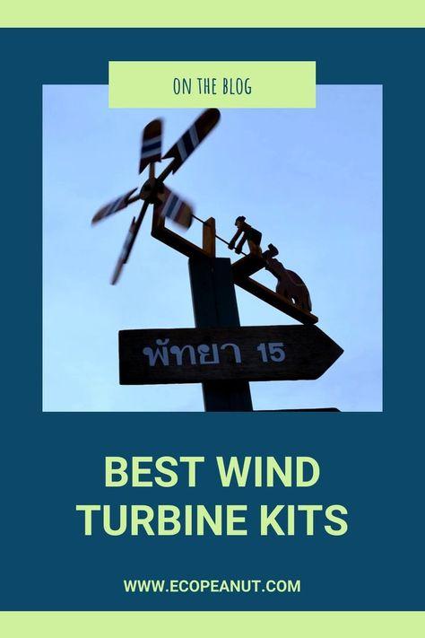 Best Wind Turbine Kits