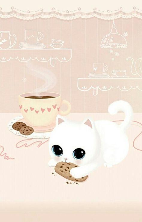 Kitty & cookies