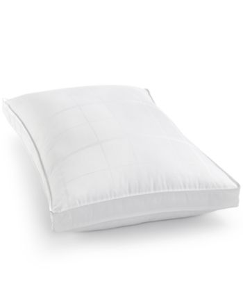 Plush Pillow StandardQueen White