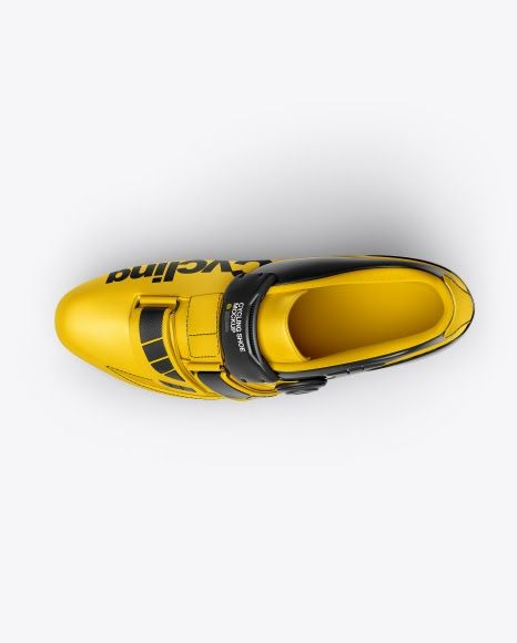 Download Download Psd Mockup Apparel Bicycle Bike Cycling Lace Pro Professional Race Realistic Road Shoe Sport Top View Cycling Shoes Mockup Free Psd Design Mockup Free