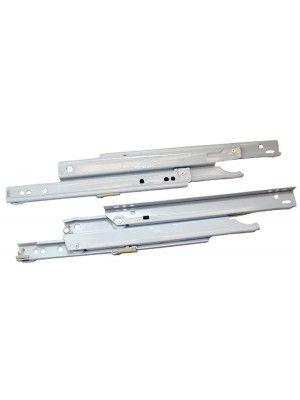 Blum 430e4000c 430e 16 Inch Full Extension Epoxy Drawer Slide