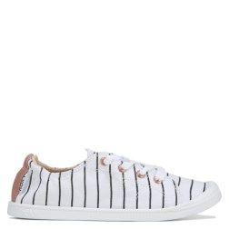 roxy Bayshore Sneaker Animal Print