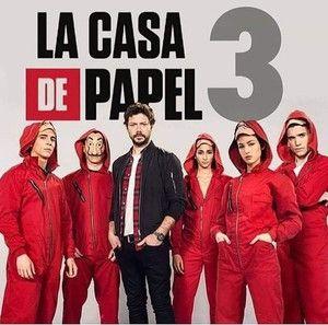 مسلسل La Casa De Papel الموسم الثالث الحلقة 1 La Casa De Papel Season 3 Movies Free Movies Online Netflix